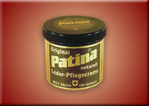 Patina Naturell Ledercreme - 200 ml Dose